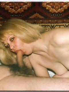 Ретро домашний секс влюбленных партнеров - секс порно фото
