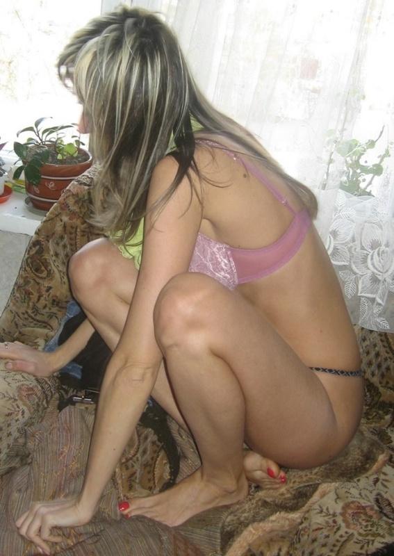 Блонда выставила свою сексуальную жизнь напоказ - секс порно фото