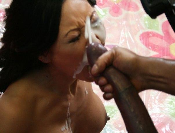 Межрасовый анал и не только - секс порно фото
